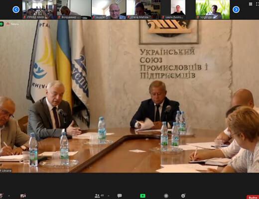 Відбулося спільне засідання українсько-литовської та литовсько-української ділових рад