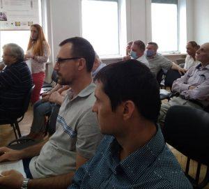 Засідання Вченої ради ДУ «Інститут геохімії навколишнього середовища НАН України»