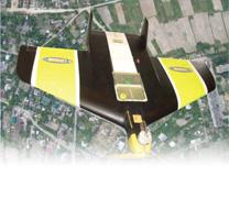 Безпілотний літальний апарат «БЛА R-100»