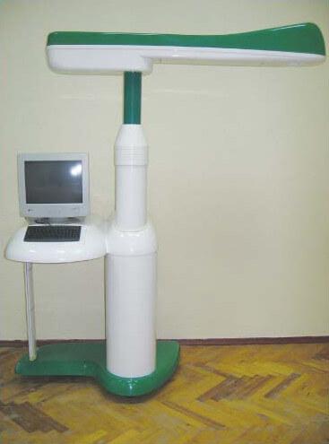 Лазерна терапевтична лікувально-профілактична установка багатофункціонального призначення «ГЕЛІОС»
