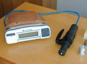 """Багатофункціональна портативна станція радіаційного контролю і моніторингу """"ВЕКТОР"""""""